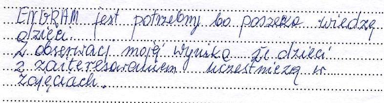 Opinia z grupy Kraków 93