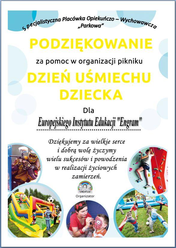 """Specjalistyczna Placówka Opiekuńczo-Wychowawcza """"Parkowa"""" w Krakowie"""